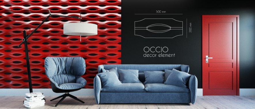 3D элемент Occio