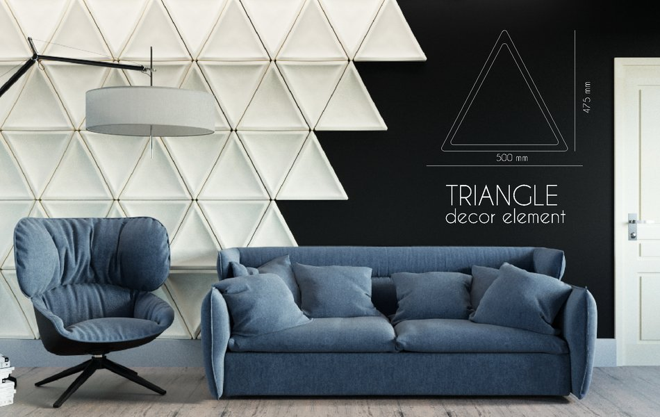3D элемент Triangle