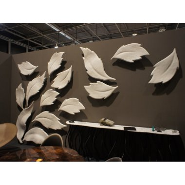 Листья на стену комплект - 1