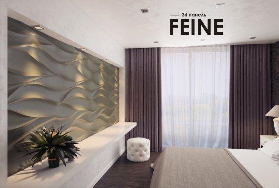 Гипсовая панель Feine
