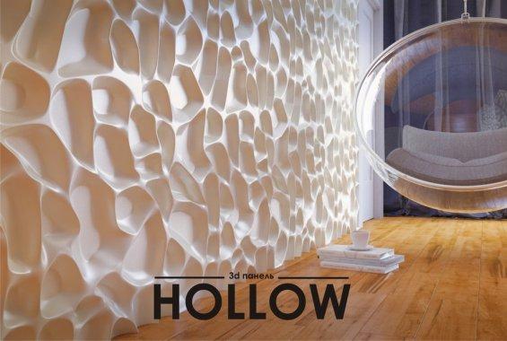 Гипсовая панель Hollow