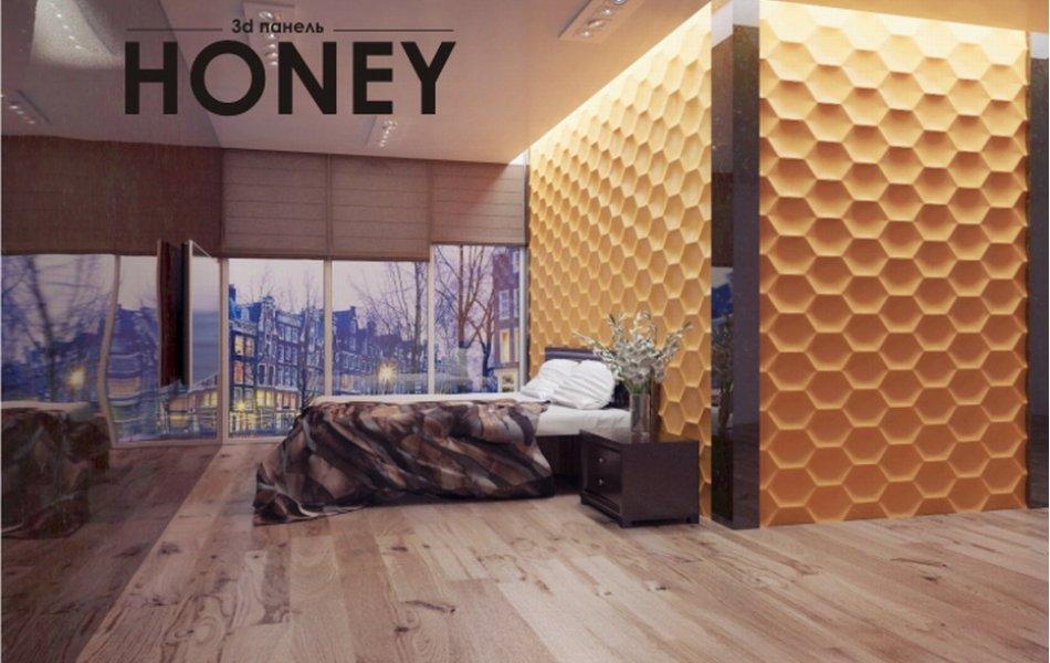 Гипсовая панель Honey