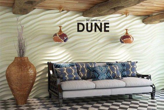Гипсовая панель Dune