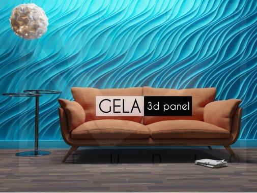 Гипсовая панель Gela