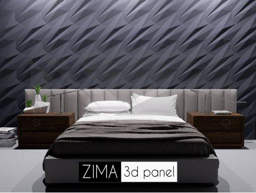 Гипсовая панель Zima