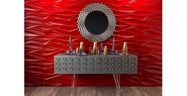 Гипсовые панели —  современный отделочный материал