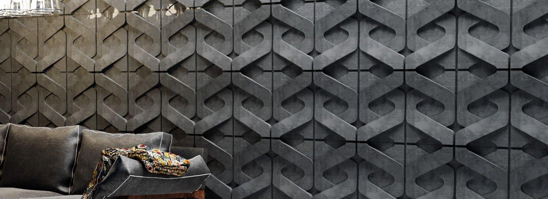 Плитка из декоративного бетона для вашего интерьера