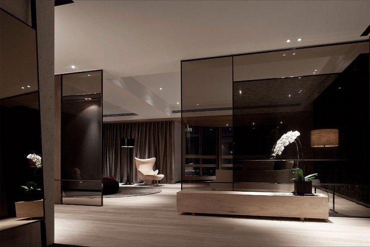 Роскошный дизайн интерьера